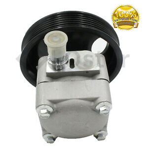 New Power Steering Pump With Pulley Fit Volvo S60 S70 S80 V70 C70 Xc70 2 5l