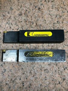 2 Kennametal Proon 246 Indexable Lathe Tool Holders 1 5