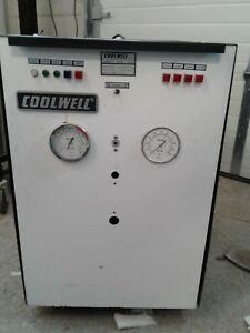 Coolwell Se 080w High Capacity Lab Water Chiller Cooler