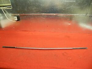 Used 65 Ford Fairlane Front Hood Lip Moulding c5oz 16856 a