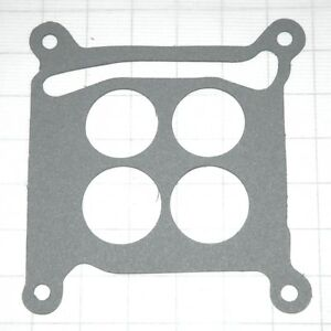 1965 67 Base Plate To Intake Gasket Holley Corvette Chevelle Chevy Cast Iron Man