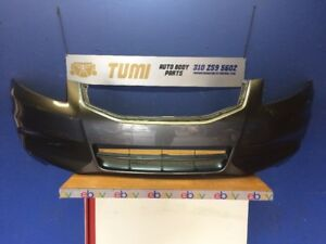 Oem 2011 2012 Honda Accord Sedan Ex Ex L V6 Front Bumper Cover