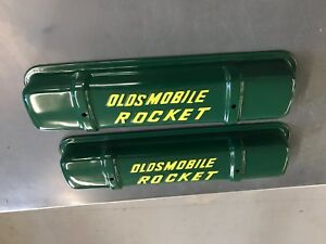 1956 Oldsmobile Rocket 88 Valve Covers