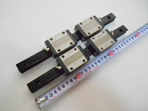 Thk Sr20 Linear Bearings Rails L280mm Cnc Nsk Router Block 1