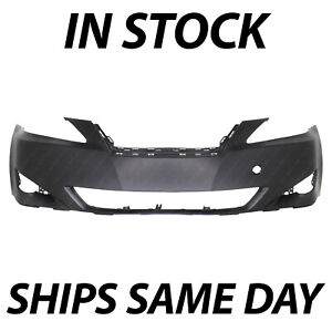 New Primered Front Bumper Cover For 2006 2007 2008 Lexus Is250 Is350 06 07 08
