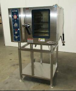 Alto Sham 6 10 in Mls Commercial Restaurant Oven Steamer