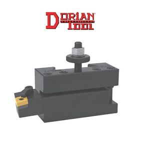Dorian Quick Change Turning And Facing Tool Post Holder Da 1 New