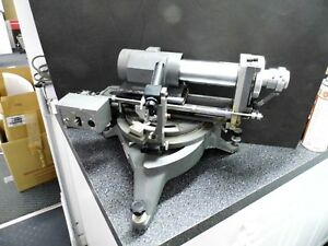 Charles Supper Company Vintage X ray Diffraction Device 1