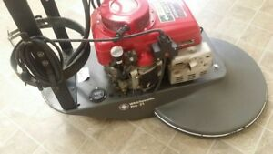 Floor Buffer Burnisher Commercial Lp Propane 75 Hours Honda