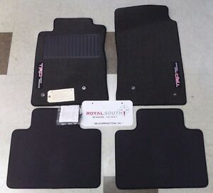 Toyota Tacoma 2005 2011 Trd Off Road Acc Cab Carpet Floor Mats Genuine Oem Oe
