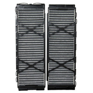 Carbonized Cabin Filter Set 2 For Infiniti I30 I35 And Nissan Maxima 2000 2003