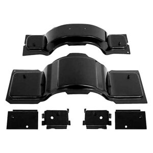 For Chevy Nova 1969 1974 Auto Metal Direct Bucket Seat Mounting Bracket Set