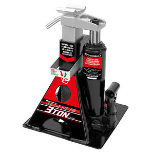 Powerbuilt 3 Ton All In One Bottle Jack And Jack Stand 640912
