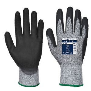 Portwest A665 Advanced Ansi Cut Level 5 Protective Gloves
