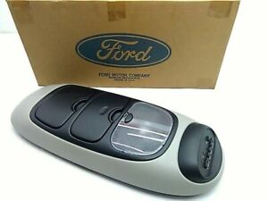 New Ford Oem 99 03 Windstar Overhead Mini Console With Rear Radio Control