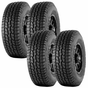 4 X 255 70r16 111t Sl Sl369 All Terrain 255 70 16 2557016 Westlake Tires New