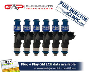 Fuel Injector Clinic Fic 1000cc Injectors For Toyota Supra 2jz gte