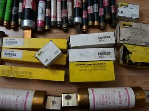 Fuses Buss Fusetron Bussman Much More
