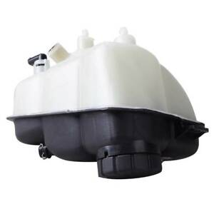For Mercedes Benz W211 Coolant Overflow Expansion Bottle Tank Reservoir W Cap