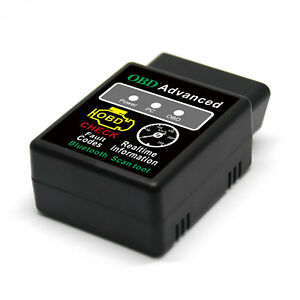 Elm327 V2 1 Obd 2 Obd Ii Car Bluetooth Diagnostic Interface Scanner Android