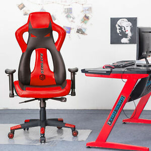 Gaming Chair Racing Style High back Office Chair Ergonomic Computer Swivel Chair