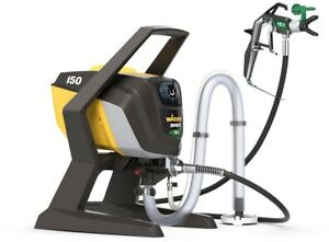 Wagner Airless Paint Sprayer High Efficiency Hea System Easy To Replace Fluid