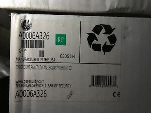 Brand New Sealed Box Ge Security A0006a326 Cyberdome 18x D n Ptz Camera 2485