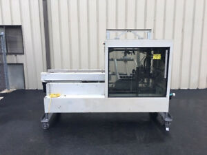 Durable Packaging Automatic Case Erector Bottom Taper Model Ca 1800 R