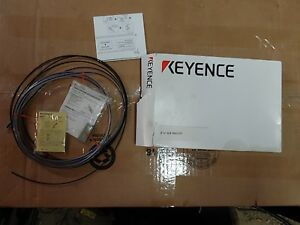 Nos Keyence Fiber Optic Sensor Fu 93 5000