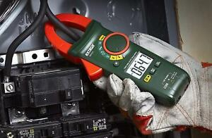 Extech Ma445 True Rms 400a Ac dc Clamp Meter With Ncv Easy To Use