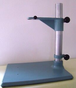 Large Stereo Microscope Camera Table Stand Ring Holder Max 43mm