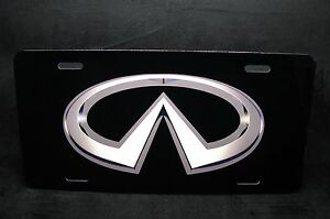Infiniti Metal Novelty License Plate Tag For Cars Printed License Plate