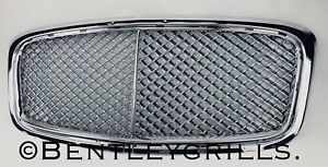Bentley Gt Gtc Grill 2009 2012 Model Grille Mansory