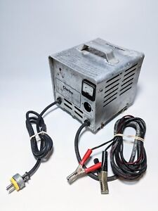 Clarke 24 Volt 24v Dc 25a Battery Charger For American Lincoln Sweeper scrubber
