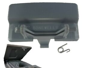 Ford F 150 Lid Latch For Center Console Armrest Gray 2011 12 13 14 15 16 2018