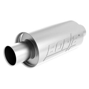 Borla Universal S type 2 5in Inlet outlet Muffler