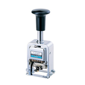 Lion Pro line Heavy duty Automatic Numbering Machine 5 wheel 1 Numbering D 51