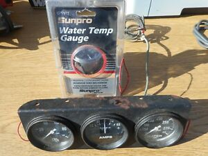 Sunpro Gauges In Stock, Ready To Ship   WV Classic Car Parts
