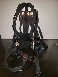 Survivair Panther Cougar Lo pro Tank Harness Scba Back Pack