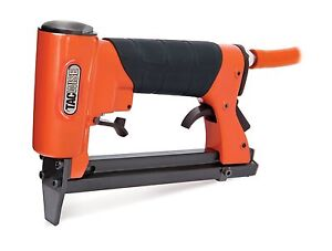 Tacwise A8016v 80 Series 4 16mm Upholstery Air Stapler free Staples Included