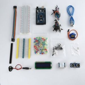 Advanced Starter Learning Kit For Arduino Education Project Kit With Mega