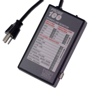 Powertronics Probe 100 Usb Power Line Monitor Black