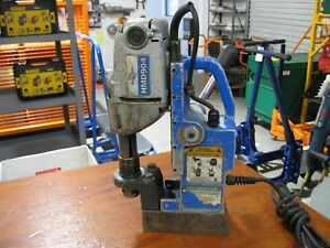 Hougen Hmd 904 Magnetic Drill Press