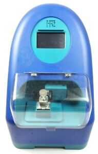 Locksmith Tool Hpc Blue Shark Key Cutting Machine Stand Alone Hand Activated