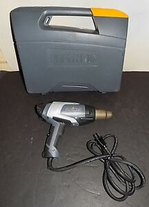 Steinel Hg2520e Programmable Heat Gun With Lcd Display And Case