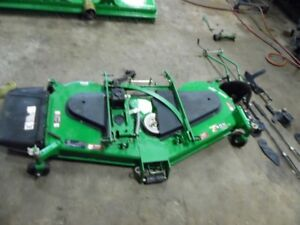 2011 John Deere 72 Mower Deck Part 1m00072cvb0360040 Tag 052