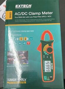Extech Ma63 nist Trms Ac dc Clamp Meter And Ncv Detector 60a