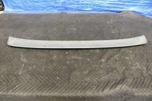 2005 2006 Acura Rsx Type S Oem Factory Rear Small Chin Spoiler Wing Assy 4356