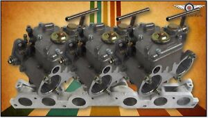 Ford 250 2v Fajs Triple 45 Dcoe Weber Copy Side Carburettor Conversion Kit