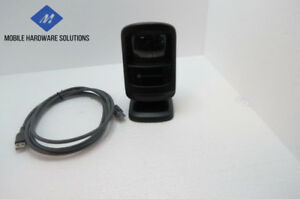 Symbol Ds9208 Barcode Scanner With Usb Cable And Power Supply